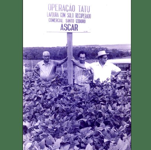 Operação Tatu na Fazenda Santo Isidoro