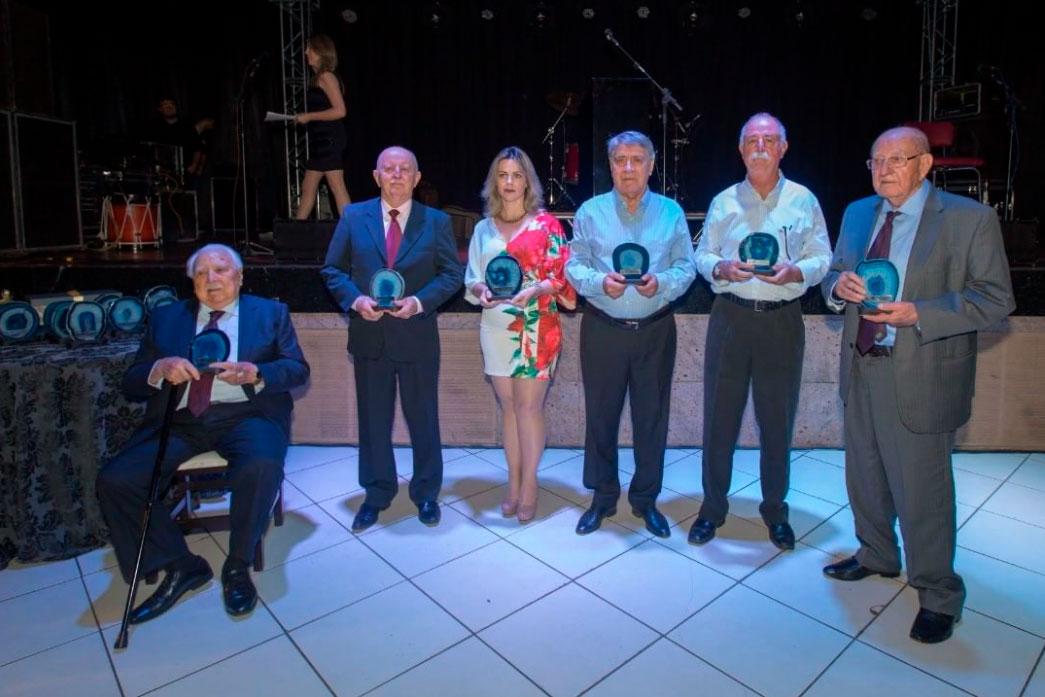 Henrique Stedile recebe a homenagem póstuma dos 50 anos de fundação da APASSUL